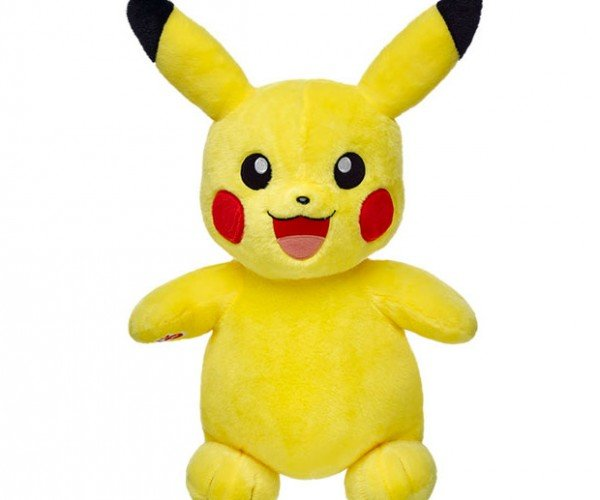 Build-A-Bear Pikachu Available for Pre-Order