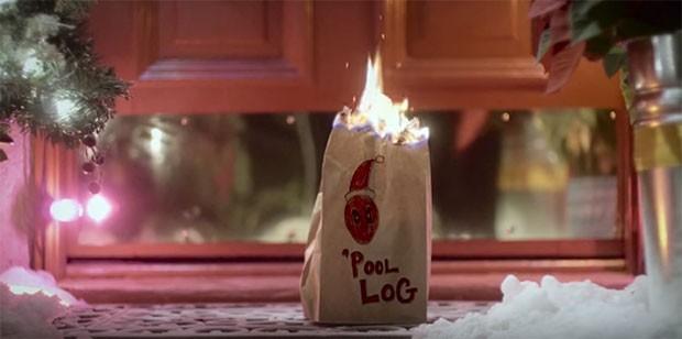 pool-log