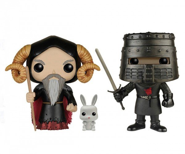 Monty Python and the Holy Grail Funko Pop! Vinyl Action Figures Smell of Elderberries
