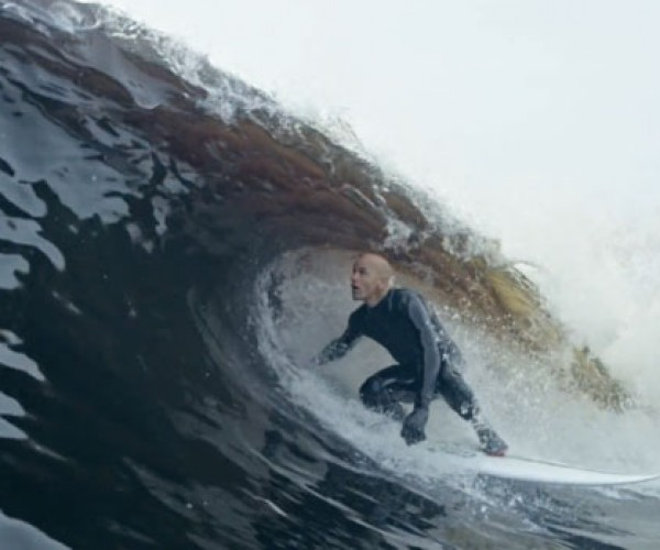 Pro Surfer Creates Ultimate Wave Machine