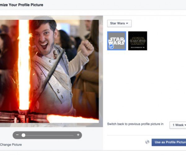 Lightsaber Facebook Profile Pics Geek up Your Profile