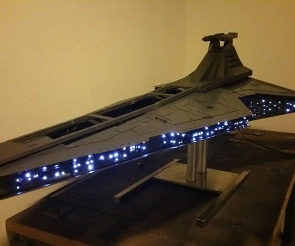 Jedi Star Destroyer PC: Hardware Wars