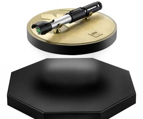 Levitating Light Saber Fountain Pen Costs More than a Car