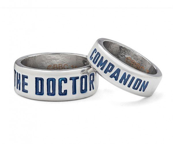 Nothing Says I Love You Like a Companion Ring
