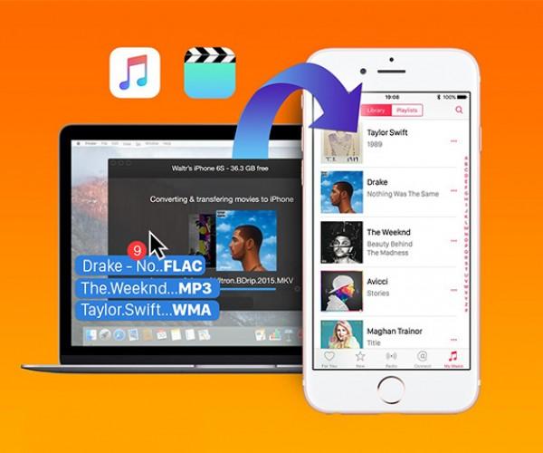 Deal: WALTR Audio/Video Uploader