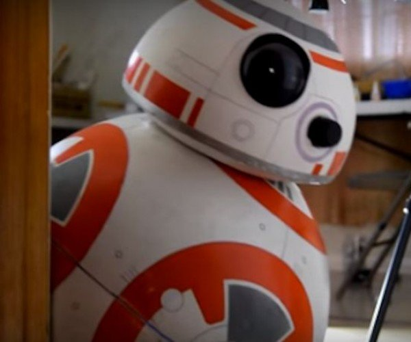 Build a Life-size, Functional BB-8 for Just $120