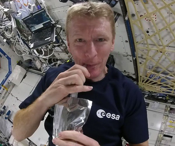 Making Coffee in Space