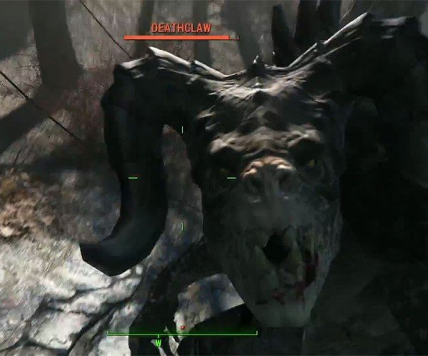 Fallout 4 Mod Puts Something Worse than a Deathclaw in the Game