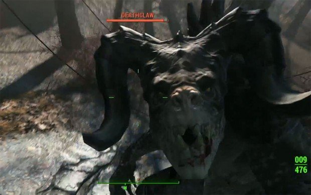 Fallout 4 Mod Puts Something Worse Than A Deathclaw In The