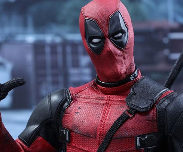 Hot Toys Deadpool Action Figure: Merch with a Mouth