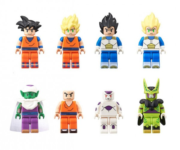 Bandai Dragon Ball Figme Wish to Evade a Lawsuit