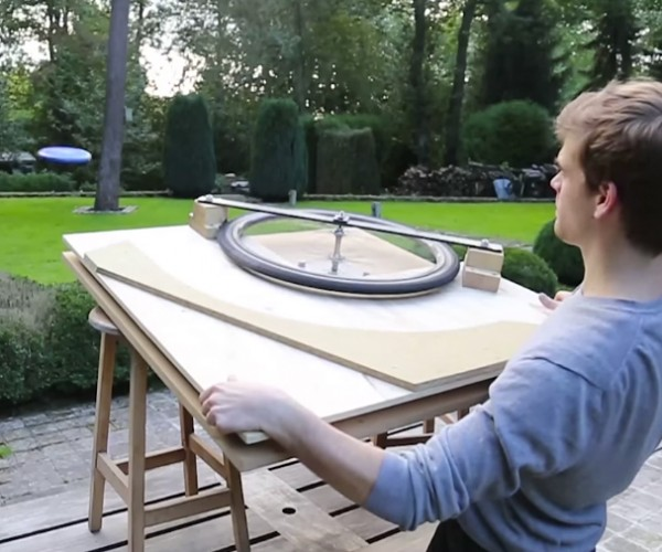 DIY Frisbee Launcher: We're Gonna Need a Bigger Lawn