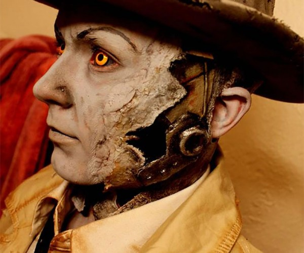 Fallout 4 Cosplay Looks Like a Game Escapee