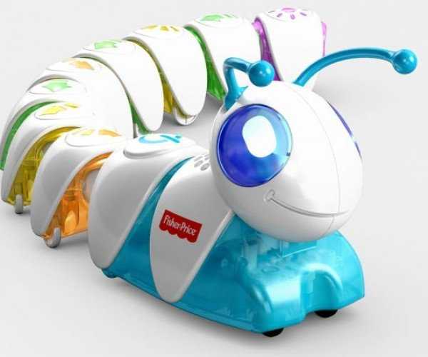 This Fisher-Price Toy Teaches Preschoolers How to Code