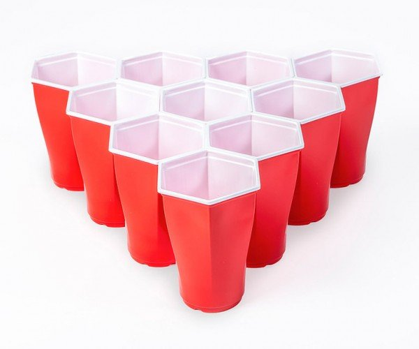 Hexcups Change the Game of Beer Pong Forever