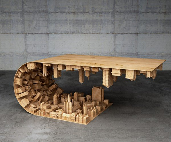 The Inception Table Is a Mind Bender