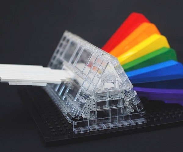 LEGO Prism & Spectrum Concept: Newtonian Playset