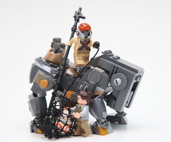 LEGO Teedo & Luggabeast Concept Set May Never Hit Jackpot