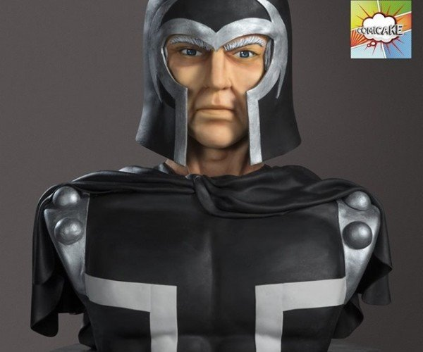 Magneto Cake is Mag-Neato!