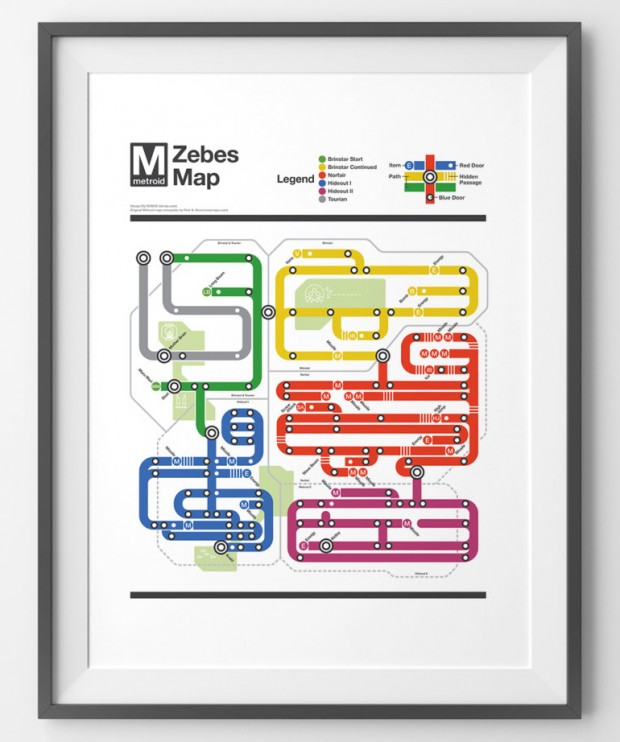 nes_retro_subway_map_by_matthew_stevenson_2