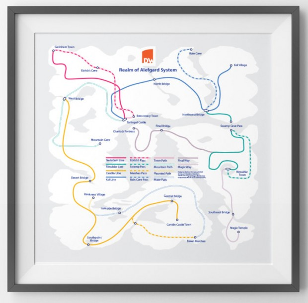 nes_retro_subway_map_by_matthew_stevenson_8