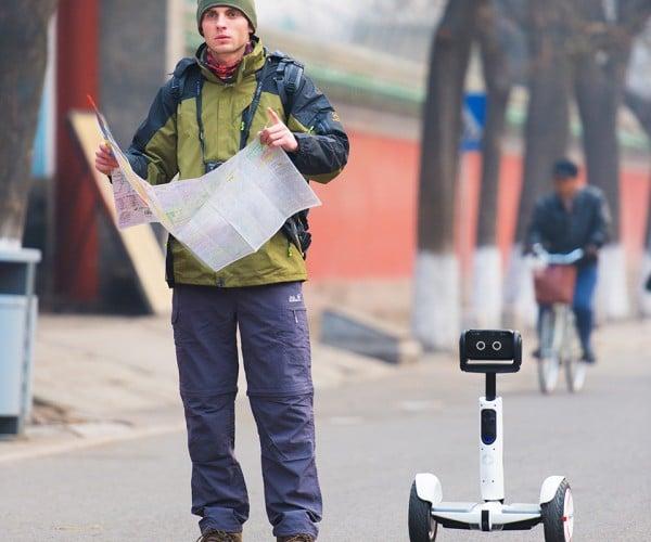 Segway Robot: Proto Autobot
