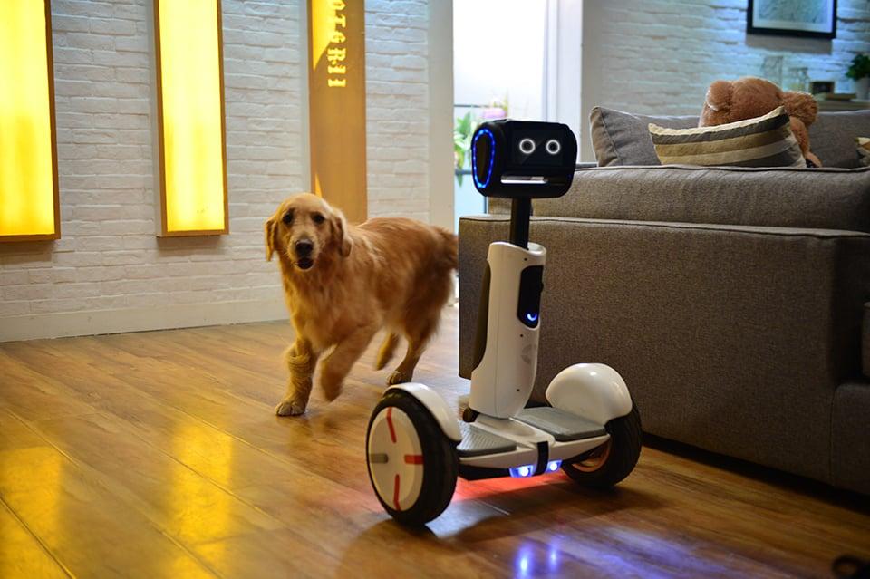 Segway Robot Proto Autobot Technabob