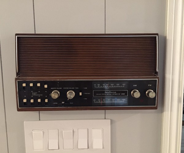 '70s Intercom Raspberry Pi Multi-room Audio Mod: Home Reautomation