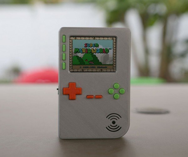 Adafruit PiGRRL 2 Raspberry Pi Gaming Handheld: Make Boy