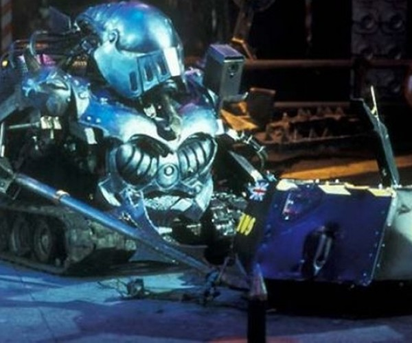 The BBC is Resurrecting Robot Wars