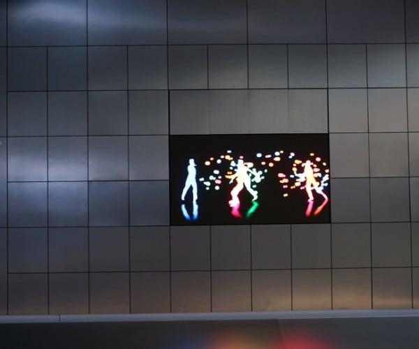 Samsung Modular Display & Transformable TV: Literal Splitscreen