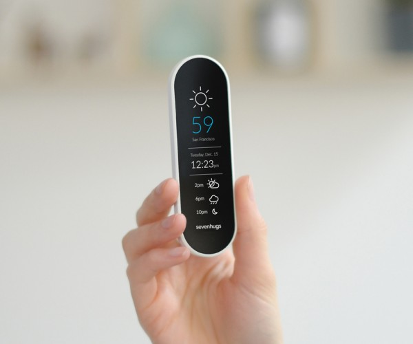 SmartRemote Contextual Remote Control for Smart Appliances: Faceshifter