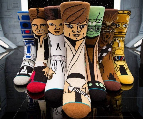 Stance Star Wars Socks: A New Hope for Your Feet