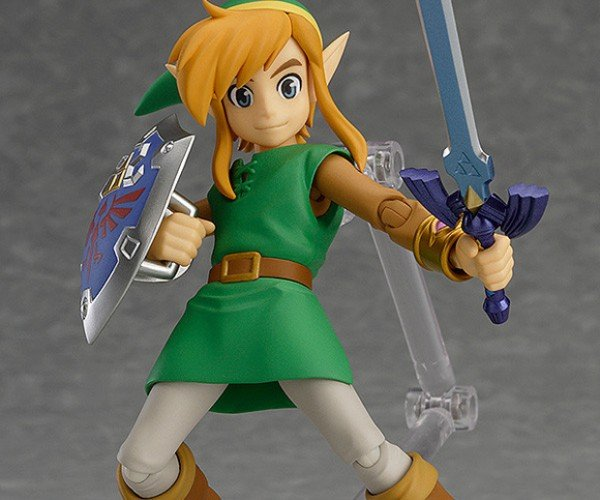 Legend of Zelda: A Link Between Worlds Figma Link is Not in Ravio's Shop
