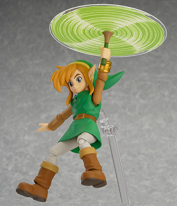Legend Of Zelda A Link Between Worlds Figma Link Is Not