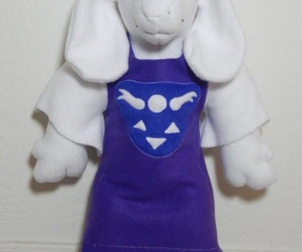 Undertale Toriel Plush Toy: Hug Me, My Child