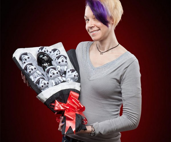 Star Wars Plushy Bouquet: May February 14th Be with You