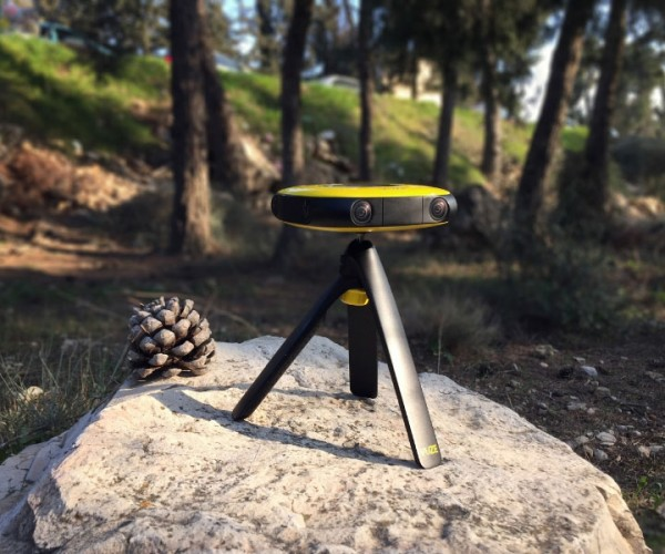 "VUZE Camera is an ""Affordable"" VR Movie Makers Dream"