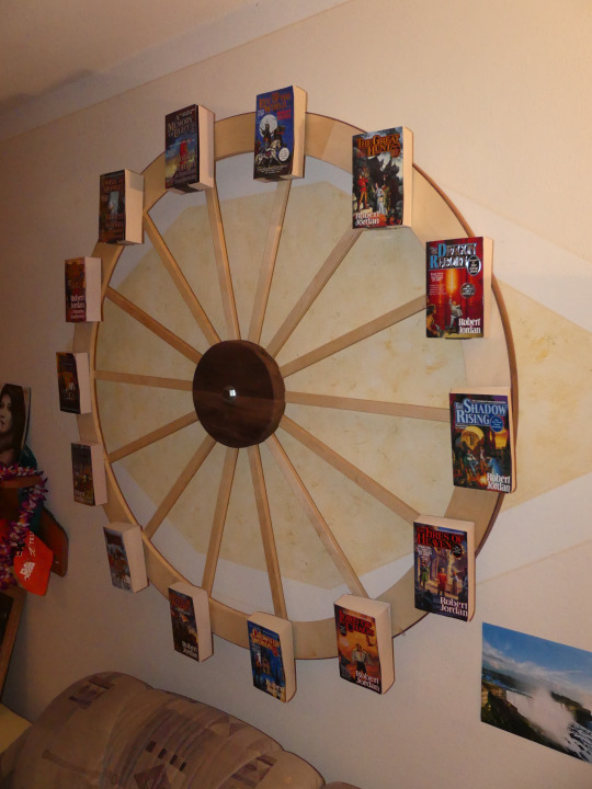 The Wheel of Time Bookshelf: Round the Clock Reading ...