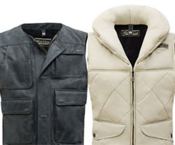Star Wars Inspired Leather Jackets Aim at Well-heeled Geeks