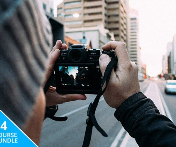 Deal: Save 93% on the Adobe KnowHow Photographer's Training Bundle