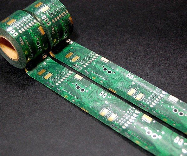 Circuit Board Masking Tape: For Gift Cards in SLI
