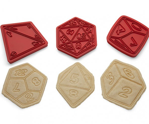 Critical Hit Cookie Cutters: 1-in-20 Chance They Come out in Blobs