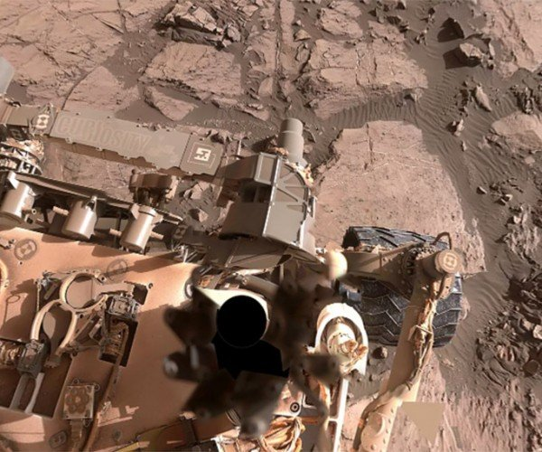 NASA Curiosity 360º Video Wants to Take you to Mars