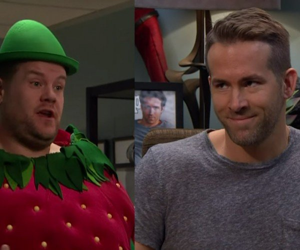 James Corden Wants to Be Deadpool's Sidekick
