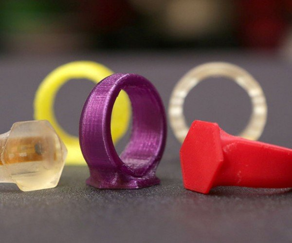 DIY 3D Printed NFC Ring: Contactless Pay, Amiibo Ike, No Gimmick Shall Escape My Sight