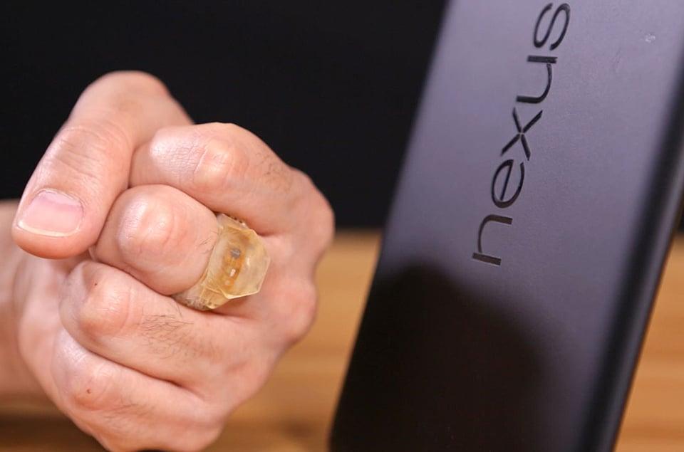 DIY 3D Printed NFC Ring: Contactless Pay, Amiibo Ike, No