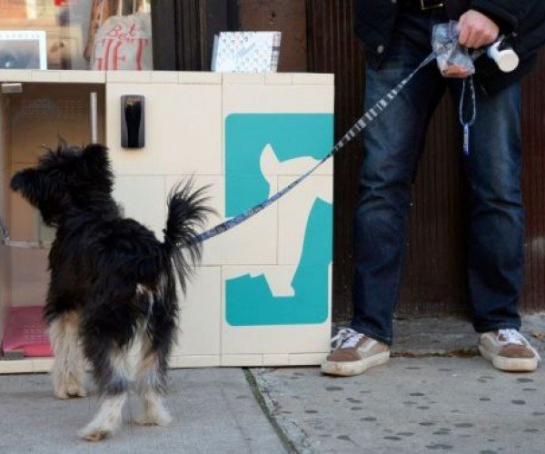 Pay-Per-Minute Dog Parking Comes to New York