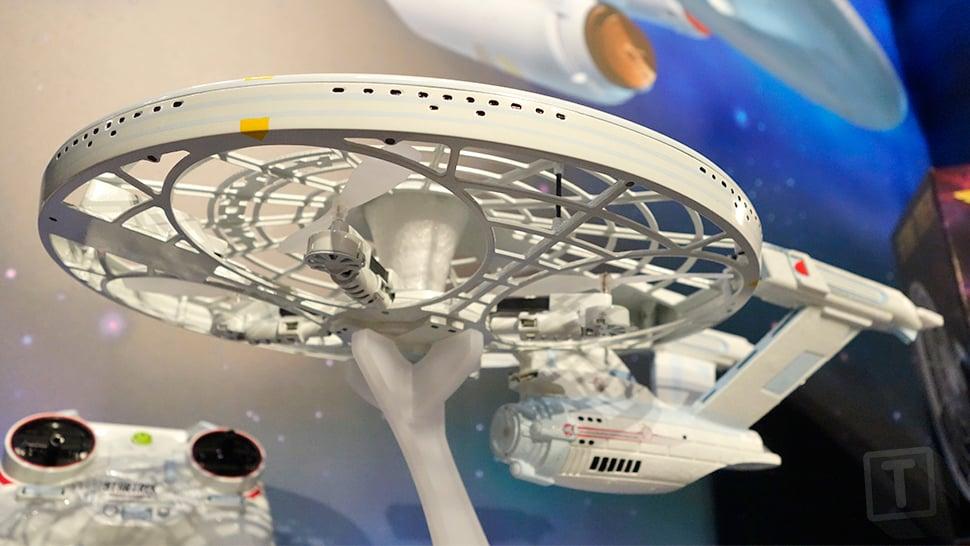 Star Trek Uss Enterprise Drone The Faa The Final
