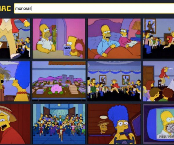 Frinkiac Is a Search Engine That Finds Screencaps from the Simpsons